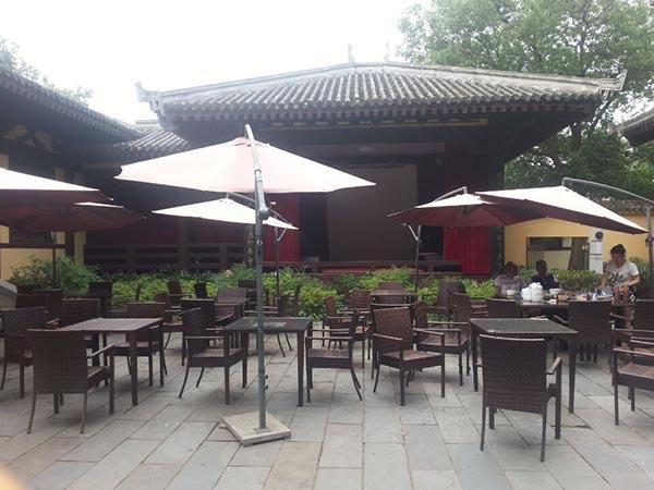 东湖磨山风景区--磨山楚市